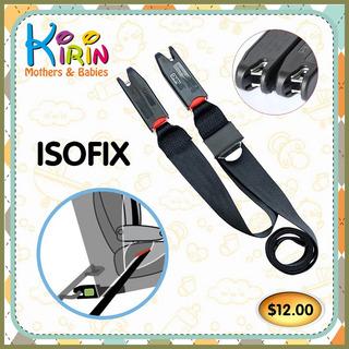 Kirin Cinturón Isofix Para Asiento De Auto De Niños Soporte