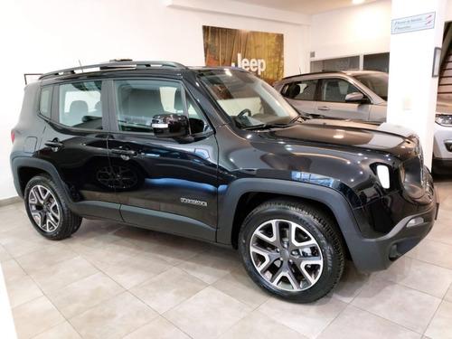 Jeep Longitude Renegade Tope Gama 4x2 Plan Nacional