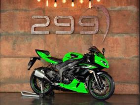 Kawasaki Ninja Zx6r 2011/2011