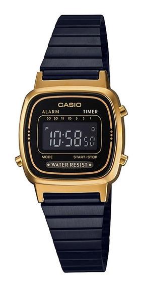 Reloj Casio La-670wegb-1b Mujer Envio Gratis