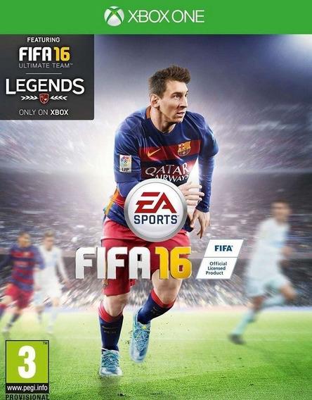 Fifa 16 + Brinde / Xbox One
