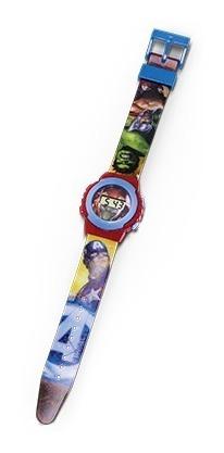 Relógio Digital Infantil Avengers Marvel- Dtc 4659