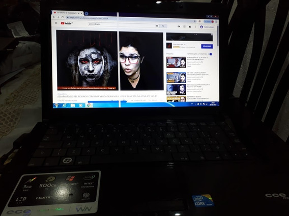 Notebook Cce Win E35p+