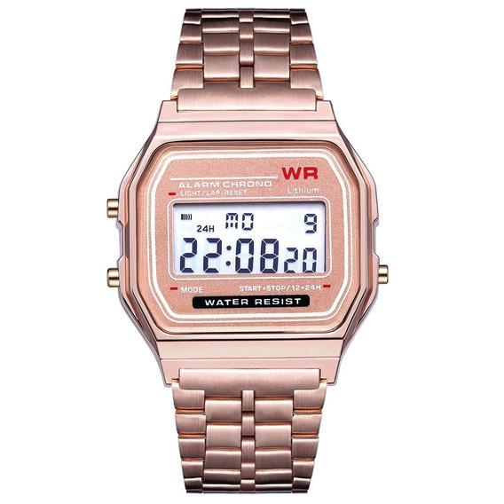 Relógio Digital Led Relógio Ultra-fino Masculino E Feminin