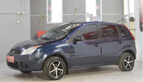 Ford Fiesta Ambiente Mp3 1.6 2009 5 Puertas Color Azul