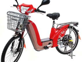Bicicleta Eletrica Souza Com Alarme