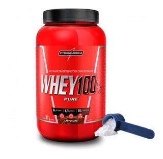 Whey 100% Pure Integralmedica 907g Pote
