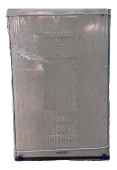 Registro Poli Concreto Tipo Ciego 40x60 Romaca