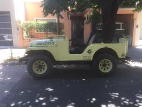 Ika Jeep Ika Cj5