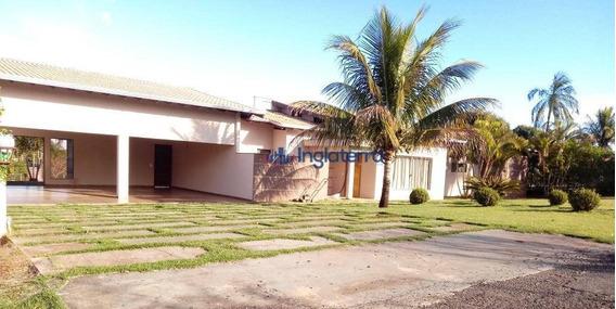 Casa Com 3 Dormitórios Para Alugar, 250 M² Por R$ 2.800,00/mês - Bratislava - Cambé/pr - Ca0908