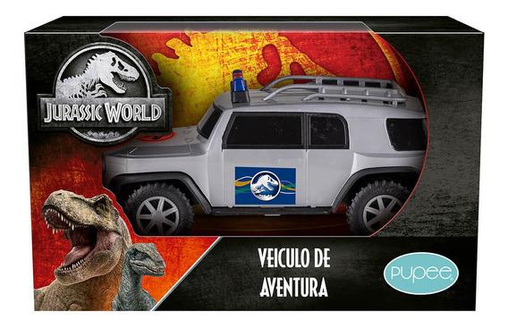Carro Suv Jurassic World - Pupee