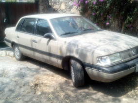 Ford Ghia 1991, Ideal Para Viajes.