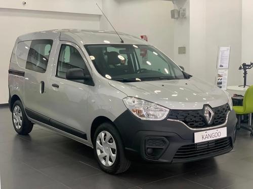 Renault Kangoo Emotion 5a 1.6 Anticipo $235.000 Tasa 0% (dv)