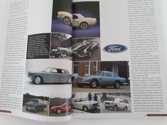 Revista Automóveis Esplanada Gtx Asa De Gaivota Silver Wrait