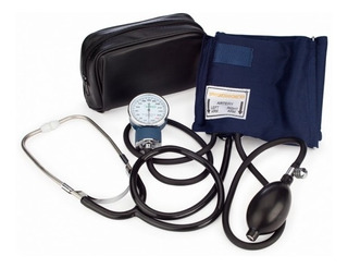 Tensiometro Analógico Aneroide Presión Arterial+estetoscopio