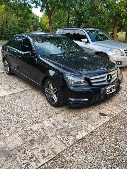 Mercedes Benz C250 Avantgarde 2013