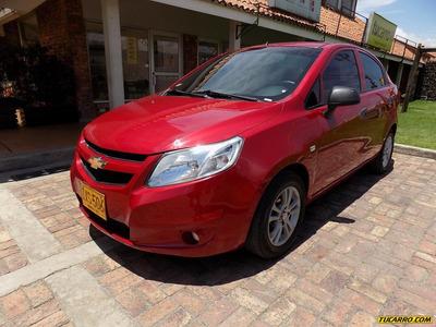 Chevrolet Sail Ltz 1.4cc Mt Aa