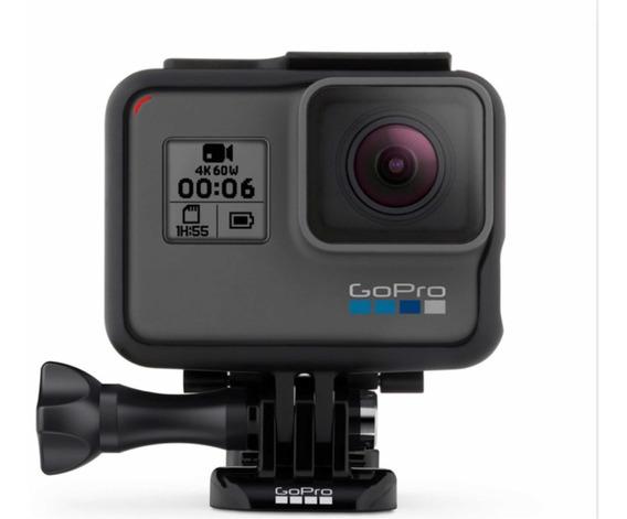 Câmera Gopro Hero 6 Black Câmera E Filmadora 4k