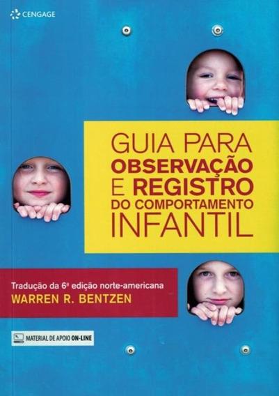 Guia Para Observacao E Registro Do Comportamento Infantil