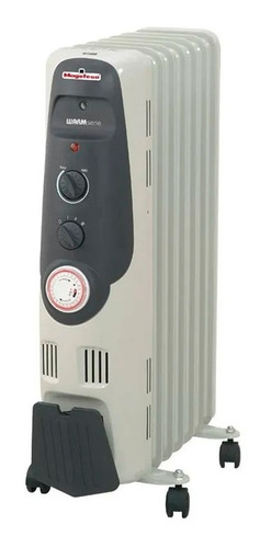 Radiador Oleo Magefesa 9 Elementos 2000w Timer Programable