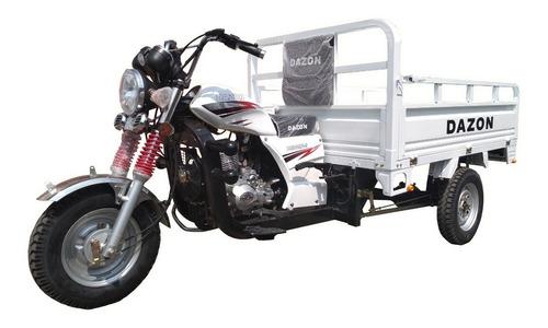 Imagen 1 de 10 de Motocarro Dazon 200 Cc Purificadoras Panaderia Carga 600kg