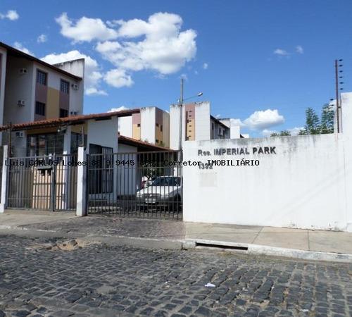 Imagem 1 de 12 de Apartamento Para Venda Em Teresina, Morada Do Sol, 2 Dormitórios, 1 Banheiro, 1 Vaga - Apto Impe_2-1181666