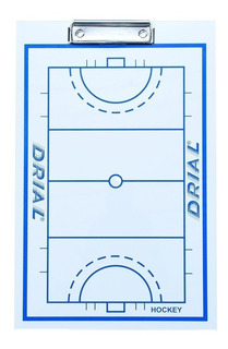 Pizarra Carpeta Tactica Plastica Hockey Futbol Basket Voley
