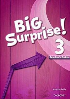 Libro Big Surprise 3 - Tb (es)-isbn 9780194516341