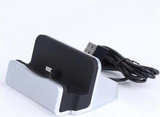 For iPod Touch 5th Gen - Silver - Usb Sincronización Da-2281