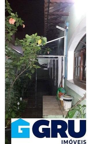 Ótima Casa Térrea Loxalizada Na Vila Augusta
