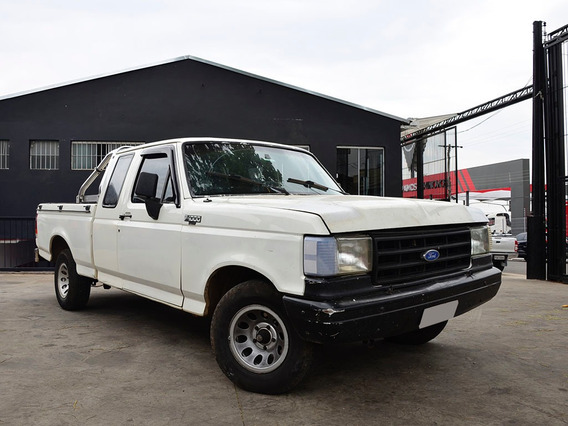 Ford F1000 Sc Ano 1994 Camioneta F-1000= D20 D10 Gm Cab Dupl