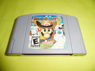 Mario Party 2 Nintendo 64 N64