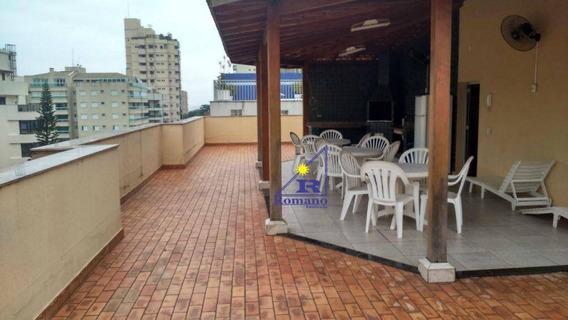 Apartamento Residencial À Venda, Balneário Cidade Atlântica, Guarujá. - Ap0391