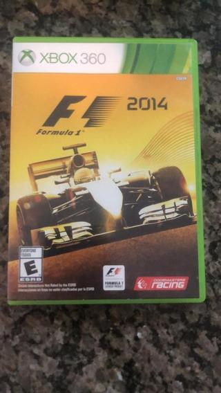 F1 2014 - Xbox 360 - Em Português Estade Novo