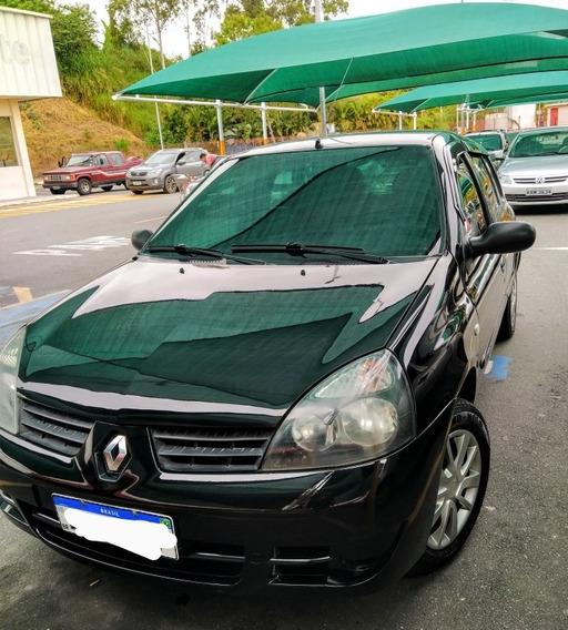 Renault Clio 2010 1.0 16v Campus Hi-flex 5p