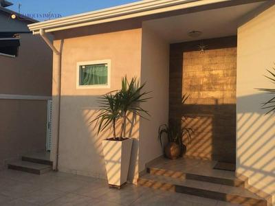Casa Residencial À Venda, Jardim Europa Ii, Indaiatuba - Ca1579. - Ca3476