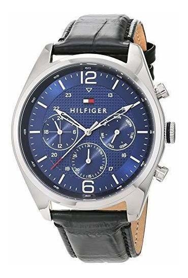 Reloj Tommy Hilfiger Hombre 1791182 Sport Analógico Cuarzo