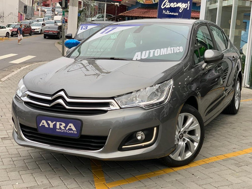 Citroën C4 Lounge Tendance 1.6 Turbo Flex Aut. 2016/2017