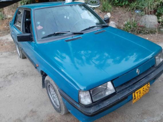 Renault R9 Gts Azul