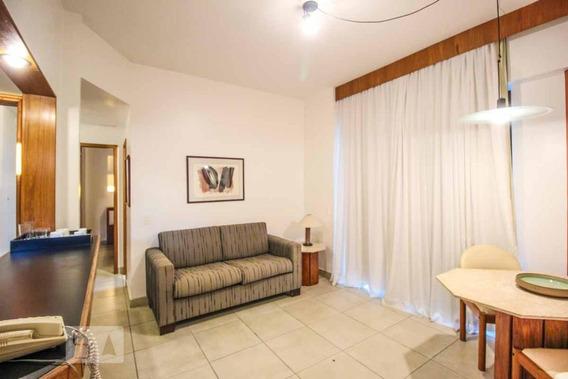 Apartamento Para Aluguel - Savassi, 1 Quarto, 45 - 893082235
