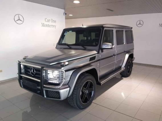 Mercedes-benz Clase G 2018 5p G 500 Biturbo