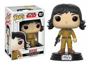 Funko Pop Rose 197 Star Wars Baloo Toys