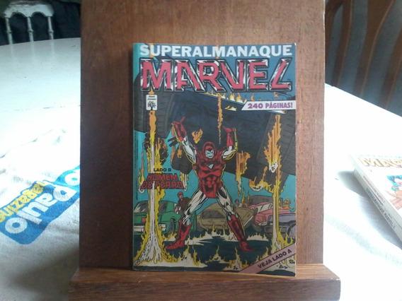Hq Superalmanaque Marvel Nº 4 - Original