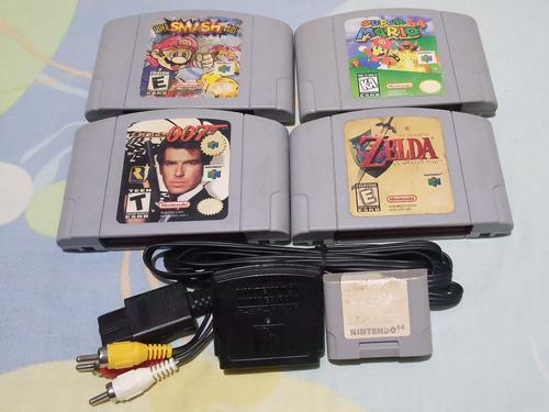 Videojuegos Nintendo 64 Juegos Y Accesorios N64