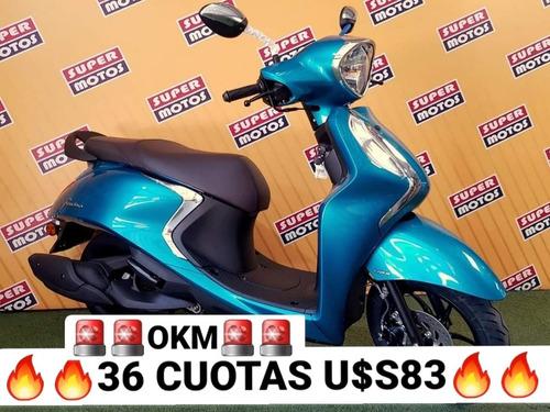 Yamaha Fascino 125  !!! Financiacion 100% Tomamos Tu Moto