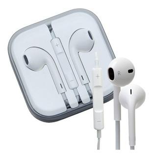 Fone Ouvido Earpods Original Apple iPhone 6 Plus iPhone 5s