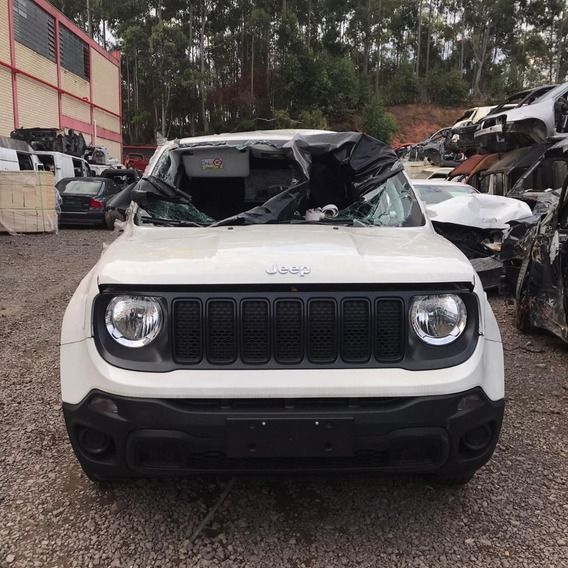 Sucata Jeep Renegade 1.8 Flex 139cvs 2019/2020