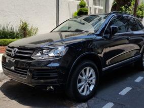 Volkswagen Touareg 3.6 V6 Tiptronic Climatronic 4x4 At 2011