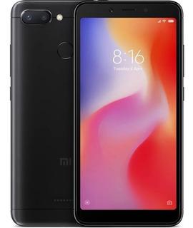 Smartphone Xiaomi Redmi 6 32gb Dual Tela 5.4 Octacore Global
