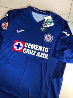 Jersey Playera Cruz Azul 2019 2020 Nueva Local Chica A Xl